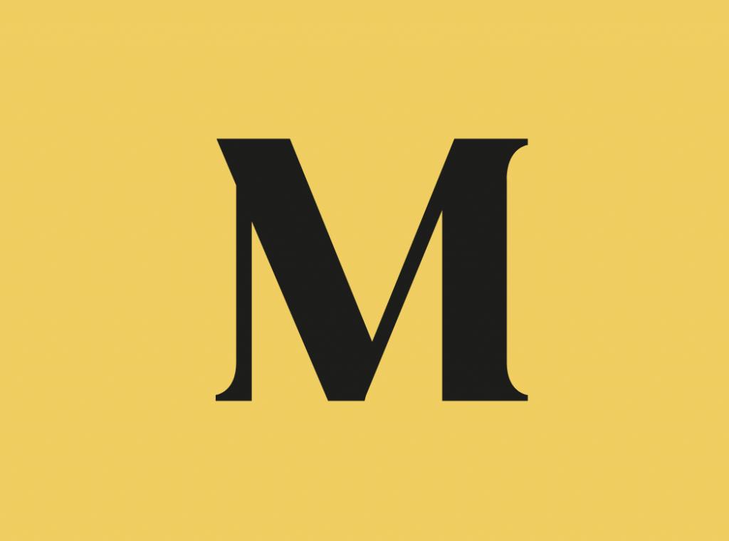 Modern African logo